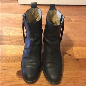 Acne pistol boot. Size 40/10